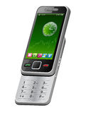 κινητό σύγχρονο τηλέφωνο Στοκ Εικόνες