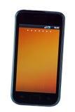 κινητό σύγχρονο τηλέφωνο Στοκ Εικόνα
