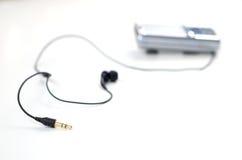 κινητό τηλέφωνο ακουστι&kappa Στοκ φωτογραφία με δικαίωμα ελεύθερης χρήσης