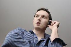 κινητό τηλέφωνο ατόμων στοκ εικόνα με δικαίωμα ελεύθερης χρήσης
