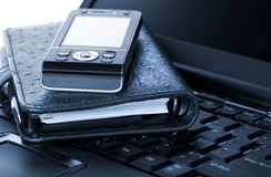 κινητό τηλέφωνο διοργανω&tau στοκ φωτογραφίες με δικαίωμα ελεύθερης χρήσης