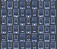 κινητό τηλέφωνο προτύπων Στοκ φωτογραφία με δικαίωμα ελεύθερης χρήσης