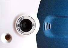 κινητό τηλέφωνο φωτογραφικών μηχανών Στοκ εικόνα με δικαίωμα ελεύθερης χρήσης