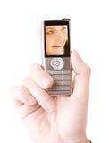 κινητό τηλέφωνο στοκ φωτογραφίες