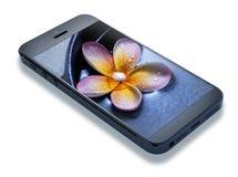Κινητό τηλέφωνο κυττάρων Smartphone Στοκ φωτογραφία με δικαίωμα ελεύθερης χρήσης