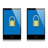 κινητό τηλεφωνικό διάνυσμα απεικόνισης στοιχείων σχεδίου Ελεύθερη απεικόνιση δικαιώματος