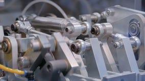 Κινούμενα μέρη του βιομηχανικού αυτοκίνητου εξοπλισμού εργαλειομηχανών φιλμ μικρού μήκους