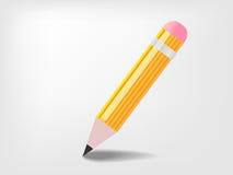 Κινούμενα σχέδια μολυβιών Στοκ Φωτογραφία
