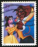 Κινούμενα σχέδια της Disney Στοκ Εικόνα