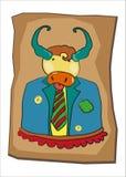 Κινούμενα σχέδια character#2 Στοκ φωτογραφία με δικαίωμα ελεύθερης χρήσης