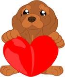 Κινούμενα σχέδια dachshund Στοκ Εικόνες