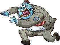 Κινούμενα σχέδια zombie απεικόνιση αποθεμάτων