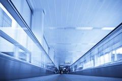 κινούμενη διάβαση πεζών Στοκ Εικόνα