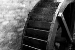Κινούμενη ρόδα Watter στοκ φωτογραφίες