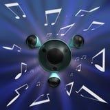 κινούμενος ήχος απεικόνιση αποθεμάτων