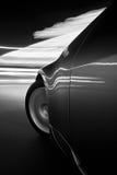 Κινούμενο αυτοκίνητο Στοκ Εικόνες
