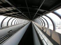 κινούμενο πεζοδρόμιο Στοκ Φωτογραφίες