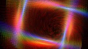 Κινούμενο υπόβαθρο μήκους σε πόδηα γραμμών ακτίνων φωτισμού φιλμ μικρού μήκους