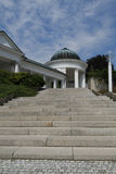 κιονοστοιχία marianske spa Στοκ εικόνες με δικαίωμα ελεύθερης χρήσης