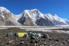Κιργιστάν - κεντρική περιοχή της Τιέν Σαν Στοκ φωτογραφίες με δικαίωμα ελεύθερης χρήσης