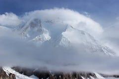 Κιργιστάν - κεντρική περιοχή της Τιέν Σαν Στοκ Εικόνες