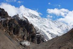 Κιργιστάν - κεντρική περιοχή της Τιέν Σαν Στοκ εικόνες με δικαίωμα ελεύθερης χρήσης