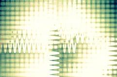 Κιτρινοπράσινη τυπωμένη ύλη υποβάθρου Στοκ Εικόνες