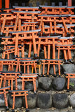 Κιότο Fushima Inari Στοκ Εικόνες
