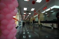 Κλάδος του αντίθετος-Nanchang αποταμίευσης της τράπεζας εμπόρων της Κίνας Στοκ φωτογραφίες με δικαίωμα ελεύθερης χρήσης