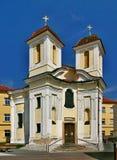 Κλάντνο - εκκλησία 01 του ST Florian Στοκ εικόνες με δικαίωμα ελεύθερης χρήσης