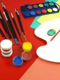 Κλάσεις τέχνης στοκ εικόνες με δικαίωμα ελεύθερης χρήσης