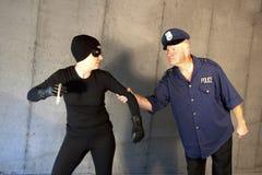κλέφτης σύλληψης στοκ φωτογραφίες με δικαίωμα ελεύθερης χρήσης
