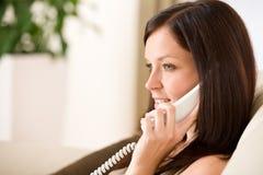 κλήση της γυναίκας βασι&kapp στοκ φωτογραφία με δικαίωμα ελεύθερης χρήσης
