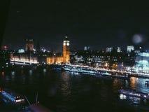 κλήση του Λονδίνου Στοκ Φωτογραφία