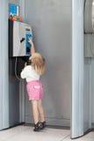 κλήση του παιδιού στοκ φωτογραφία με δικαίωμα ελεύθερης χρήσης