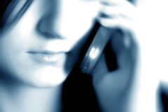 κλήση Στοκ φωτογραφίες με δικαίωμα ελεύθερης χρήσης