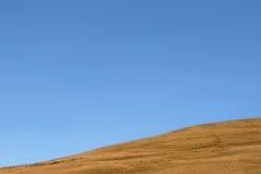 κλίση οριζόντων στοκ φωτογραφία