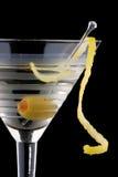 κλασικά κοκτέιλ martini η περισσότερη δημοφιλής σειρά Στοκ εικόνες με δικαίωμα ελεύθερης χρήσης