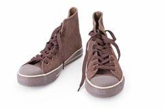 κλασικά πάνινα παπούτσια αντιγράφου Στοκ φωτογραφία με δικαίωμα ελεύθερης χρήσης