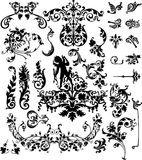 κλασικά στοιχεία σχεδί&omicro Στοκ φωτογραφία με δικαίωμα ελεύθερης χρήσης