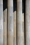 κλασικές στήλες Στοκ φωτογραφία με δικαίωμα ελεύθερης χρήσης