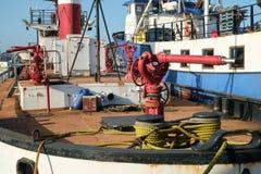 Κλασική βάρκα προσβολής του πυρός στοκ εικόνες