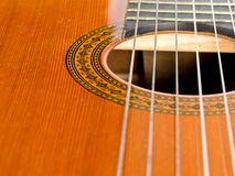 κλασική κιθάρα Στοκ φωτογραφίες με δικαίωμα ελεύθερης χρήσης