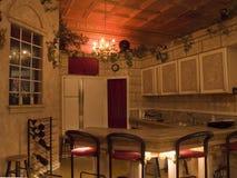 κλασική κουζίνα Στοκ Φωτογραφία