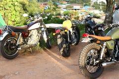 κλασική μοτοσικλέτα στοκ φωτογραφία με δικαίωμα ελεύθερης χρήσης
