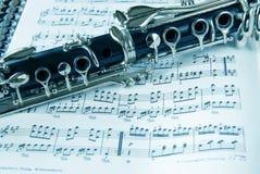 κλασική μουσική Στοκ Εικόνα
