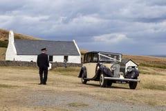 1935 κλασική Rolls-$l*royce 20/25 στοκ φωτογραφίες με δικαίωμα ελεύθερης χρήσης
