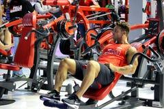 Κλασικός Ευρώπη Bodybuilding διαγωνισμός του Arnold Στοκ φωτογραφίες με δικαίωμα ελεύθερης χρήσης