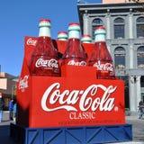 κλασικός κόσμος disney κόκα κόλα μπουκαλιών στοκ φωτογραφία με δικαίωμα ελεύθερης χρήσης