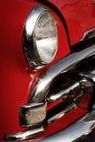 Κλασικό αμερικανικό κόκκινο αυτοκίνητο Στοκ Εικόνες